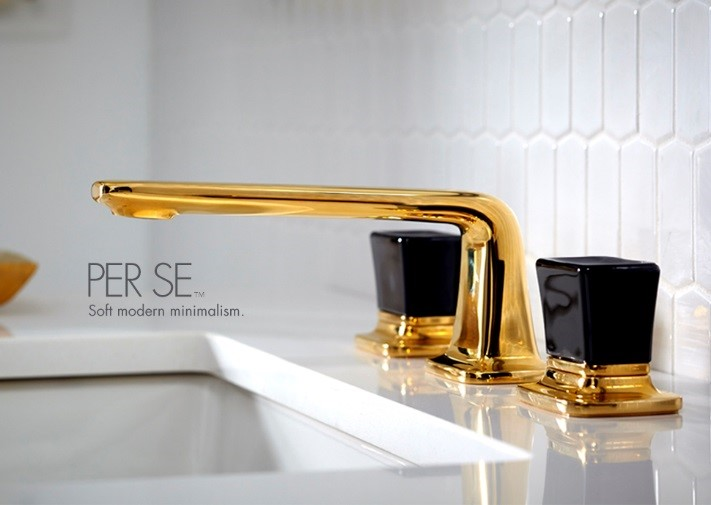 Modern Decorative Bathroom Faucet